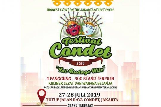 Hari ini, terakhir pelaksanaan Festival Condet dan GIIAS 2019