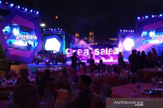 Wali Kota optimis Semarang Great Sale tingkatkan perekonomian
