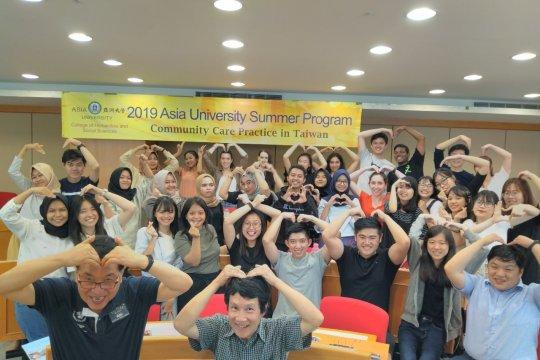 """Ikut """"summer program"""", mahasiswa UMM dikirim ke Taiwan"""