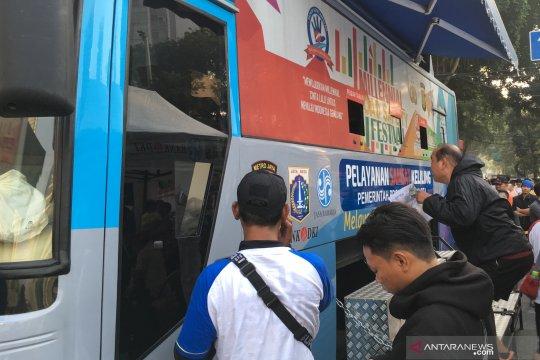 Lima lokasi layanan Samsat Keliling di DKI hari Ini