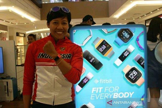 """""""Smartwatch"""" Fitbit jadi andalan atlet pantau kebugaran"""