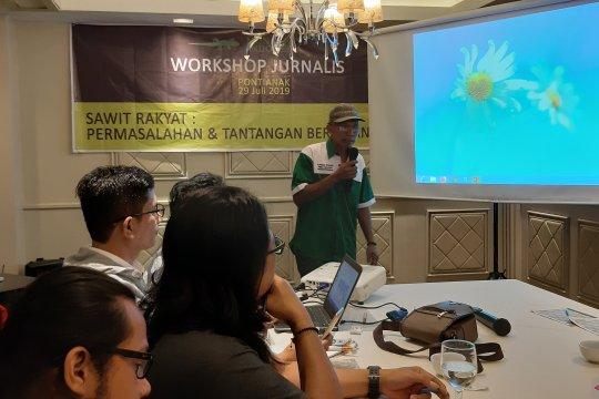 Petani sawit di Sintang berkomitmen jaga lingkungan dengan RSPO