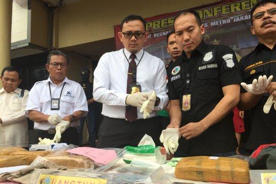 Kasat Narkoba Jakarta Barat akan lakukan upaya preventif ke kampus