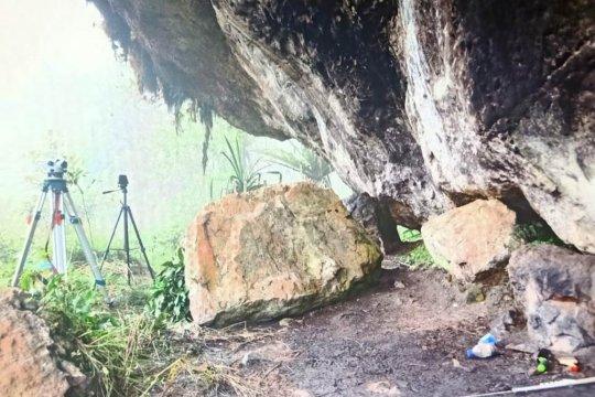 Peneliti temukan aktivitas manusia prasejarah di Gua Emok Tum