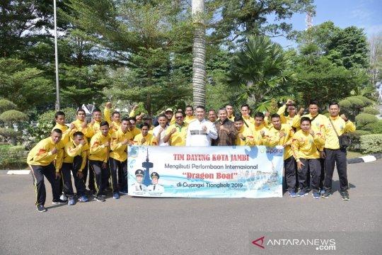Atlet dayung jambi wakili Indonesia di kejuaraan internasional