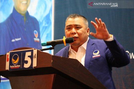 Partai NasDem ingin untuk sapu bersih pilkada 2020