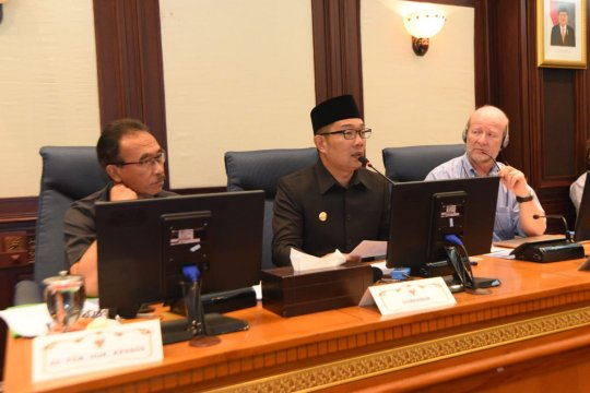 Pemprov Jabar libatkan ILO terkait reformasi upah