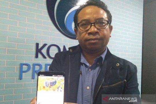 Papua Terkini - Layanan data internet seluruh Papua Barat dibuka