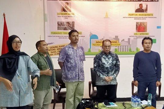 WALHI ungkap peluang hapus pulau reklamasi dari peta Jakarta