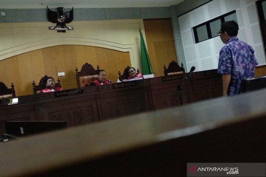 Mantan Kadis Pariwisata Lombok Timur divonis dua tahun penjara