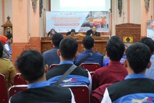 Setahun Jokowi-Ma'ruf - Inovasi berbasis daring didorong pemerintah