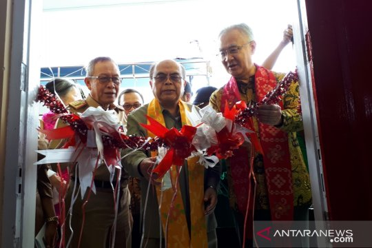 Baznas-Komite 60 Tahun Jepang dan Indonesia resmikan MIS Al Amin Wani