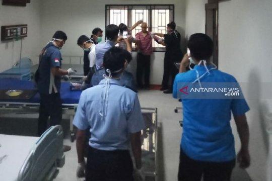 Napi Rutan Labuhan Deli tewas gantung diri di Medan