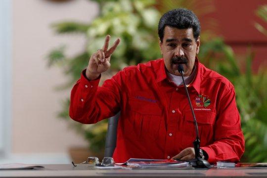 """Presiden Maduro: Telah ada """"berbulan-bulan"""" kontak dengan pejabat AS"""