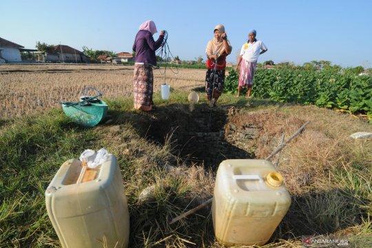 Kesulitan air bersih di Pamekasan