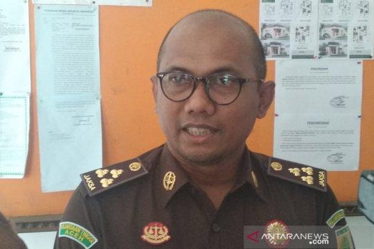 Kejati Aceh sita tanah mantan Wali Kota Sabang