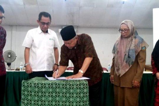 Mahasiswa Universitas Batanghari diikutkan BPJS Ketenagakerjaan