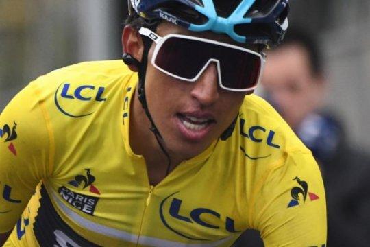 Egan Bernal juarai Tour de France 2019