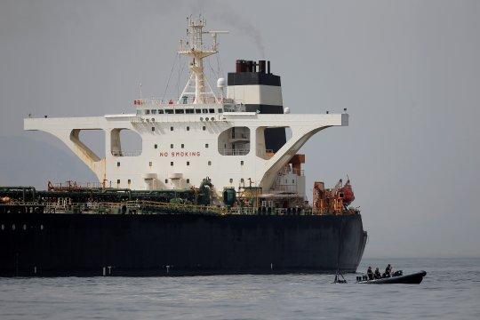 Irak: Kami tak ada sangkut paut dengan penyitaan tanker oleh iran