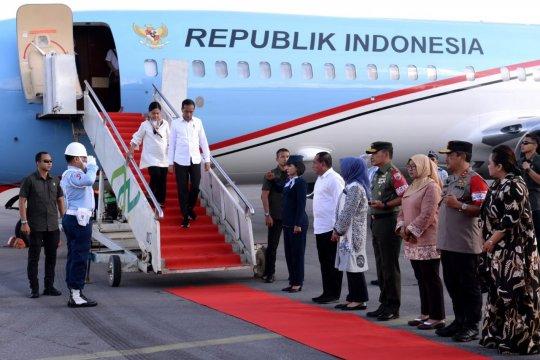 Presiden kunjungan kerja ke Sumut
