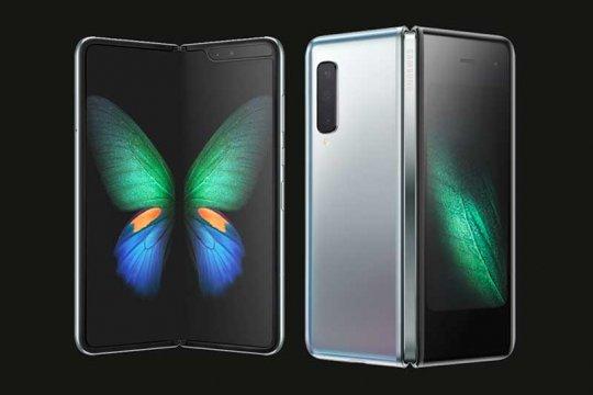 Samsung buka pra-registrasi Galaxy Fold di AS