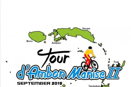 Ratusan calon peserta daftar Tour d'Ambon Manise 2019