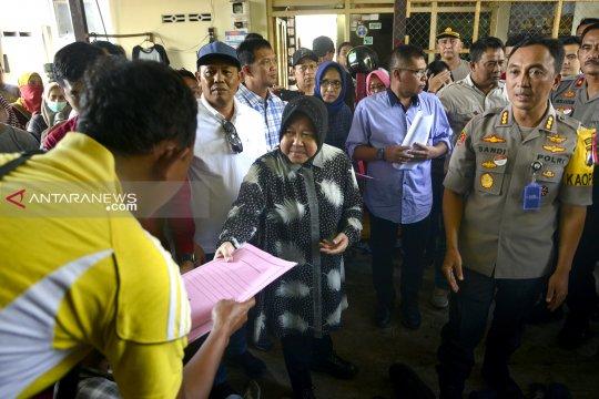 Pemkot Surabaya siapkan rusunawa untuk korban kebakaran Aspol