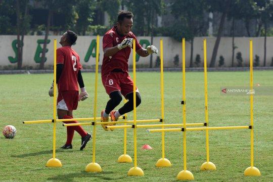 Kiper Bhayangkara FC pulih dari cedera