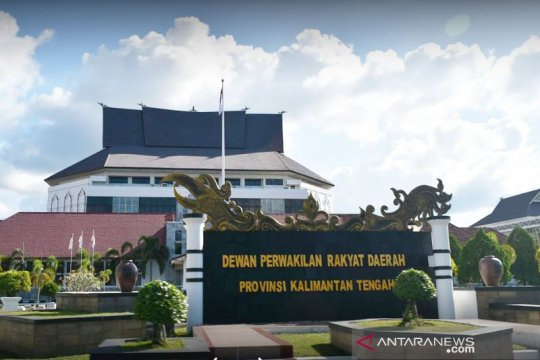 Daftar nama 45 anggota DPRD Kalteng periode 2019-2024