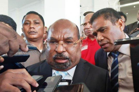 Gubernur: segera data ulang pengungsi Nduga luruskan kesimpangsiuran