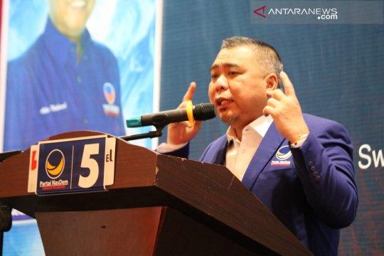 Bendahara Nasdem: Kader terpilih agar berkerja sesuai keinginan warga