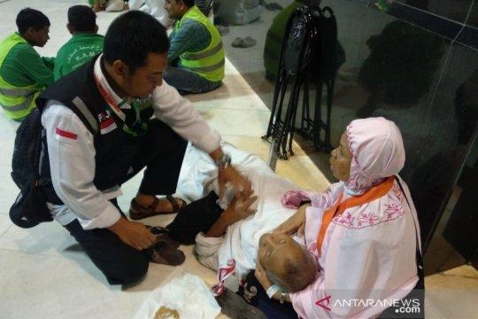 Tim P3JH tangani jamaah kondisi darurat di Masjidil Haram