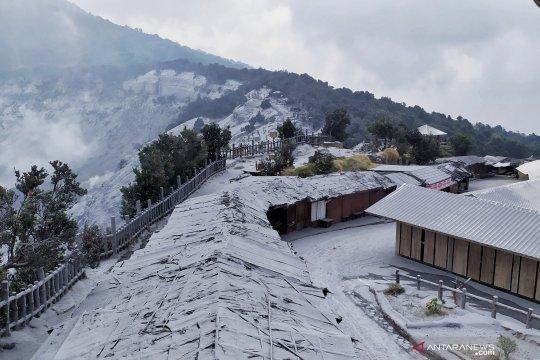 BPBD DKI ajak warga Jakarta kenali skema peringatan gunung berapi