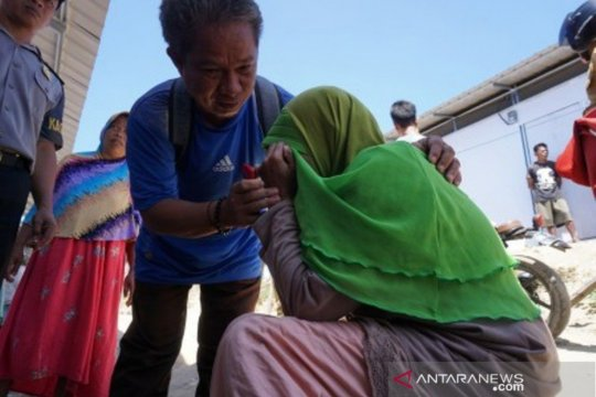 BPBD Palu: Huntara diprioritaskan bagi pengungsi yang rumahnya hilang