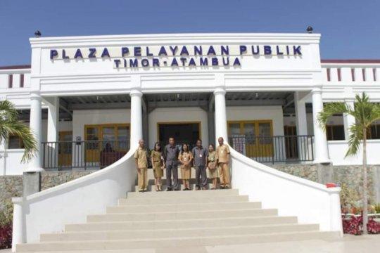Ombudsman NTT apresiasi inovasi Plaza Pelayanan Publik Timor Atambua