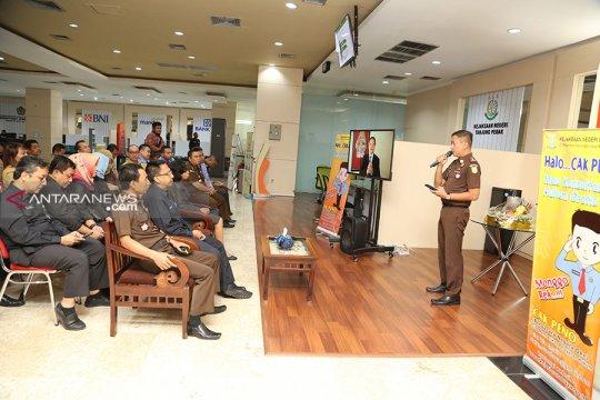 Mal Pelayanan Publik Siola Surabaya dilengkapi Teras Kejari