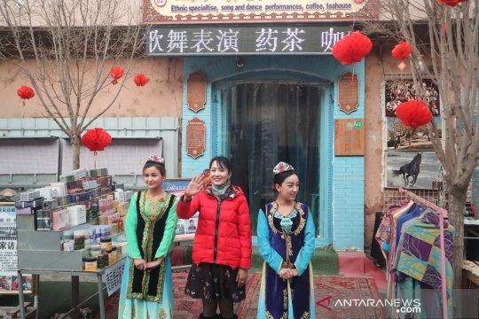 Kemlu China paparkan kekuatan dukungan terhadap Xinjiang