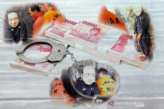 Firli: KPK lakukan penyidikan terhadap 160 perkara korupsi