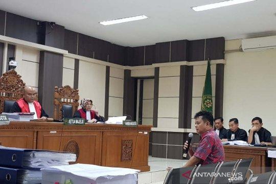 Hakim Lasito ungkap Rp150 juta uang suap untuk akreditasi PN Semarang