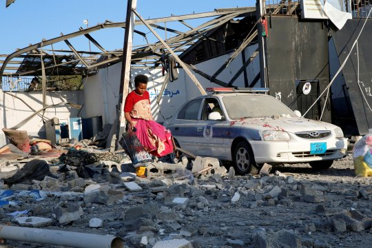 PBB-EU kutuk serangan terhadap sekolah dan rumah sakit di Libya