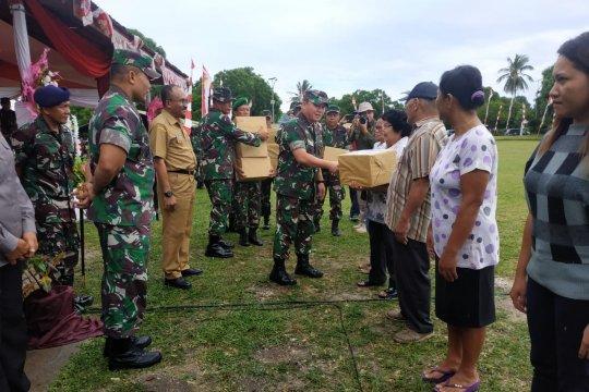 Panglima Kodam XIII/Merdeka buka Operasi Teritorial TNI di Talaud