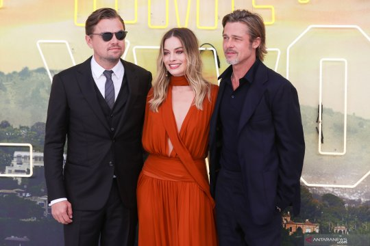 "Sutradara ""Once Upon a Time in Hollywood"" tolak edit film untuk China"