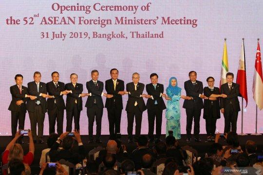 China-ASEAN sepakat perkuat kerja sama