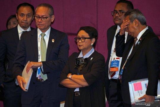 Pertemuan Menteri Luar Negeri ASEAN di Bangkok