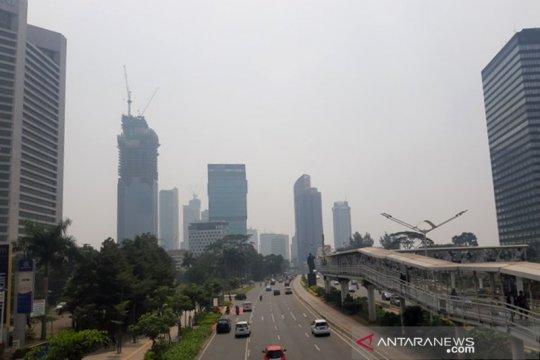BPBD DKI ajak warga sayangi ibu kota dengan pengendalian polusi udara