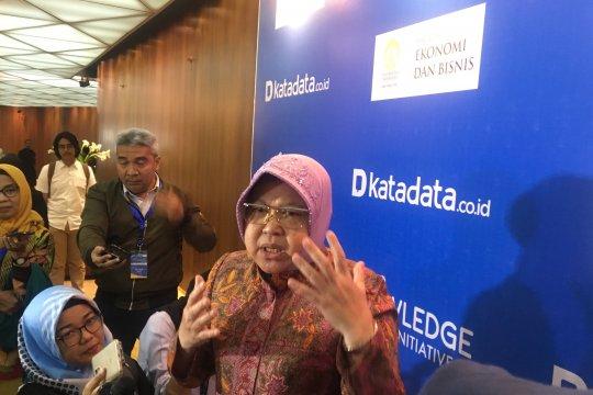 Risma optimalkan APBD Surabaya yang sepersepuluh dari DKI