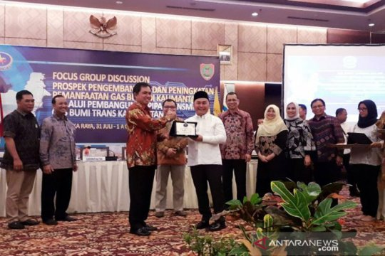 BPH Migas minta pemda di Kalimantan hitung kebutuhan gas bumi