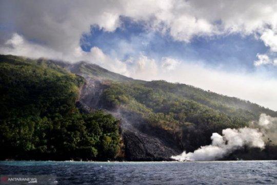 BPBD: Erupsi Gunung Kerinci sudah biasa