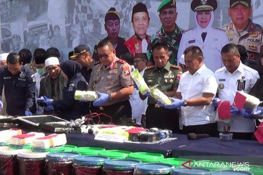 Polda Jatim ungkap peredaran narkoba lintas provinsi dari Madura