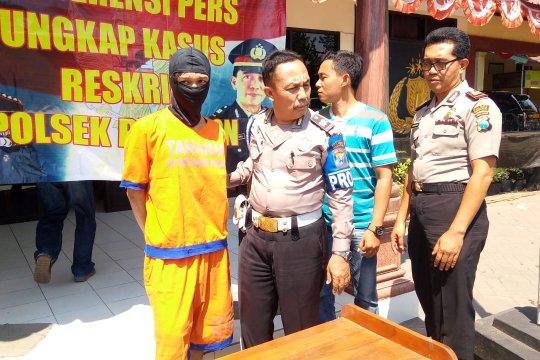 Polsek Prambon tangkap seorang pemilik narkoba sabu